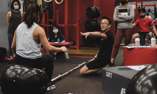 Personal Trainer Development Program (ACE-CPT)