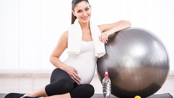 Training Pregnant and Post-Partum Clients (FIT)