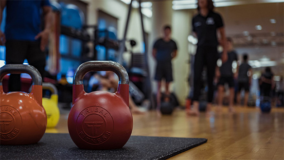Kettlebell Level 3 (Certified Kettlebell Trainer)